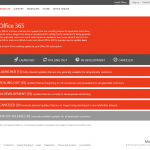 MS Office 365 Public Roadmap announced today